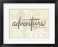 Framed Adventure Awaits