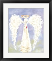 Framed Angel to Watch Over You