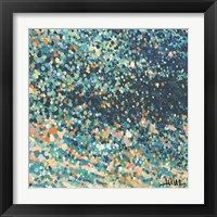 Framed Sparkling Tide