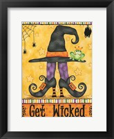 Framed Get Wicked