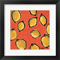 Framed Lemon Fresh