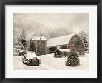 Framed Farmhouse Christmas