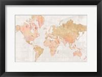 Framed Across the World v5 Champagne