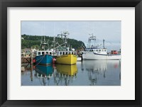 Framed Bay of Fundy II