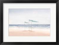 Framed Salento Coast I