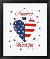 Framed America The Beautiful II