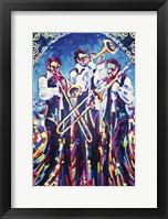 Framed Jazz New Orleans