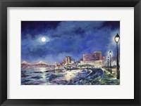 Framed New Orleans Riverfront