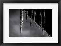 Framed Icicles 01