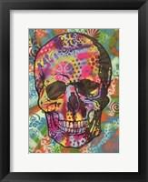 Framed Skull 1UP