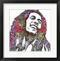 Framed Bob Marley 3