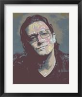 Framed Bono 1