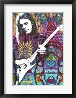 Framed David Gilmour