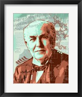 Framed Edison