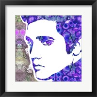 Framed Elvis 6