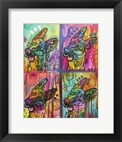 Framed 4 Shepherds
