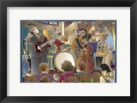 Framed Jazzband 2