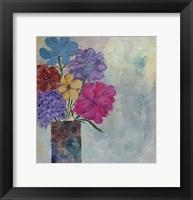 Framed Big Blooms