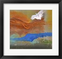 Framed Freebird