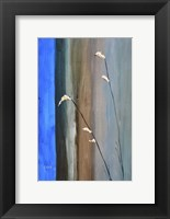 Framed Sea Oats