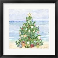 Framed Coastal Christmas B