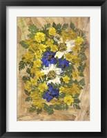 Framed Flower Fantasy 4