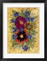 Framed Flower Fantasy 5