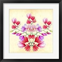 Framed My Garden Flower