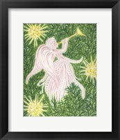 Framed Angels Pink