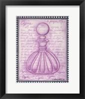 Framed Perfume Chypres