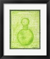Framed Perfume Marguerite