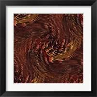 Framed Mixing Copper Metallic