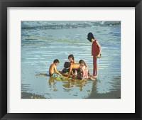 Framed Where the Children Play