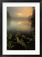 Framed Hammond Pond