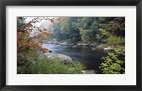 Framed West River