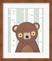 Framed Bear