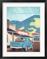 Framed Jackson