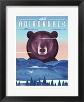 Framed Adirondack