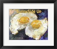 Framed SunnySide Up