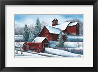 Framed American Winter