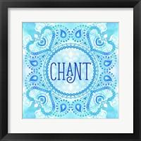 Framed Bhakti-Chant Mandala