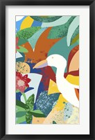 Framed Sea Bird