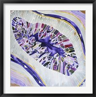 Framed Amethyst Geode