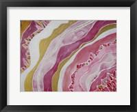 Framed Rose Quartz