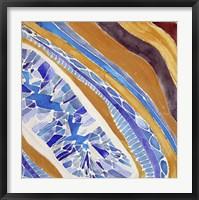 Framed Celestite