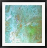 Framed Pistachio