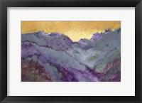 Framed Ethereal Blue Ridge