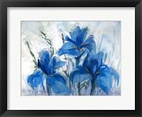 Framed My Blue Heaven
