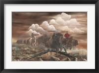Framed Thundering Herd