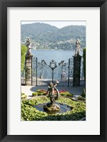 Framed Lago Di Como-31